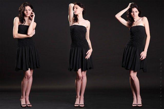 Posieren wie eine Fashionista!