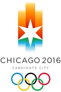 Chicago 2016 Olympics bid logo