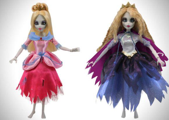 ディズニー好きもマストハブ!? ディズニープリンセス風のゾンビ人形を米アマゾンで発見ッ! | Pouch[ポーチ]