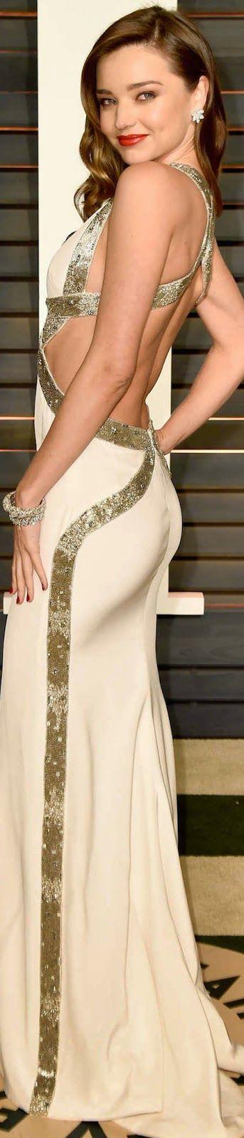 Miranda Kerr 2015 Vanity Fair Oscar Party