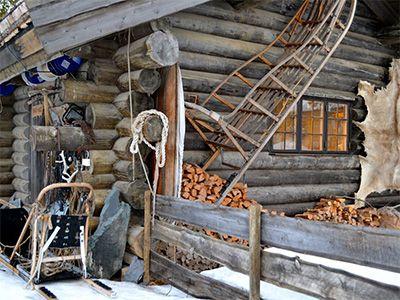 Séjour multi-activités en Laponie finlandaise