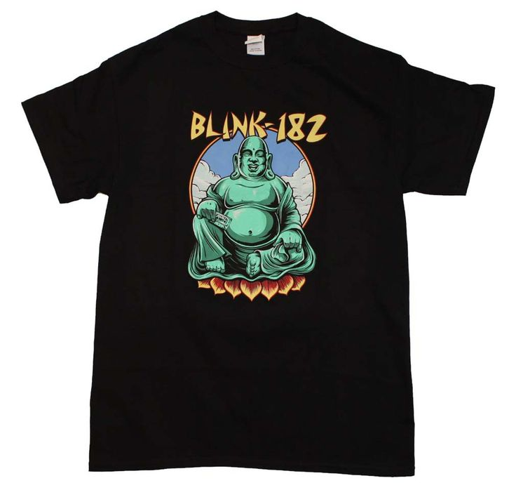 Your Favorite Band Merch and Rock T-Shirts Check out this cool Blink 182 t-shirt…