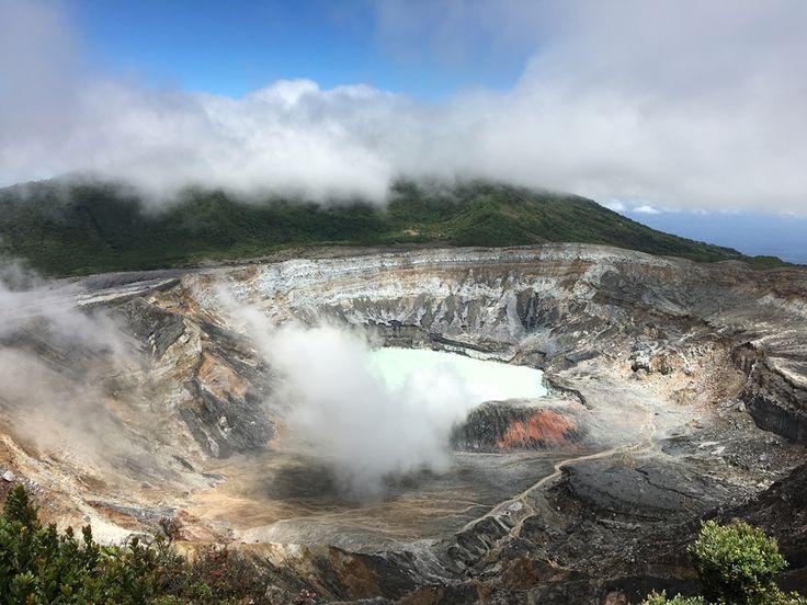 Volcán Poas Costa Rica