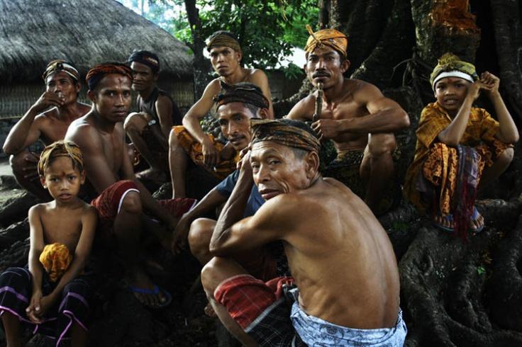 Sasak Tribe of West Lombok Island