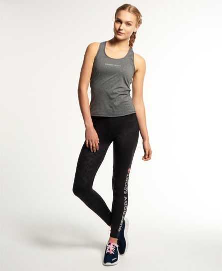 Superdry Legging Gym Logo