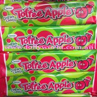 yummy toffee apple bars new instore #toffee #apple #bar #online #lollies #lollyworld