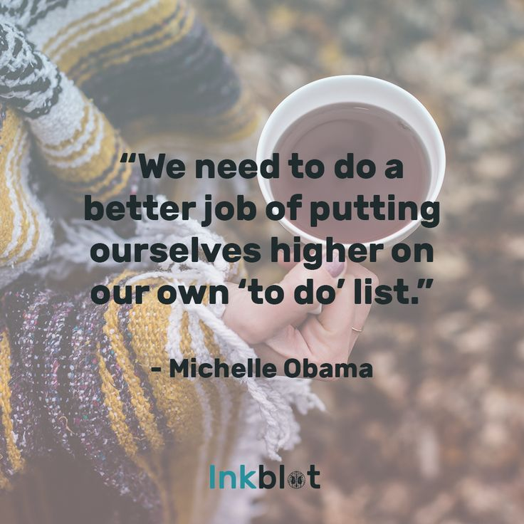 Inkblot offers affordable and convenient online video therapy. Put yourself at the top of your to do list.