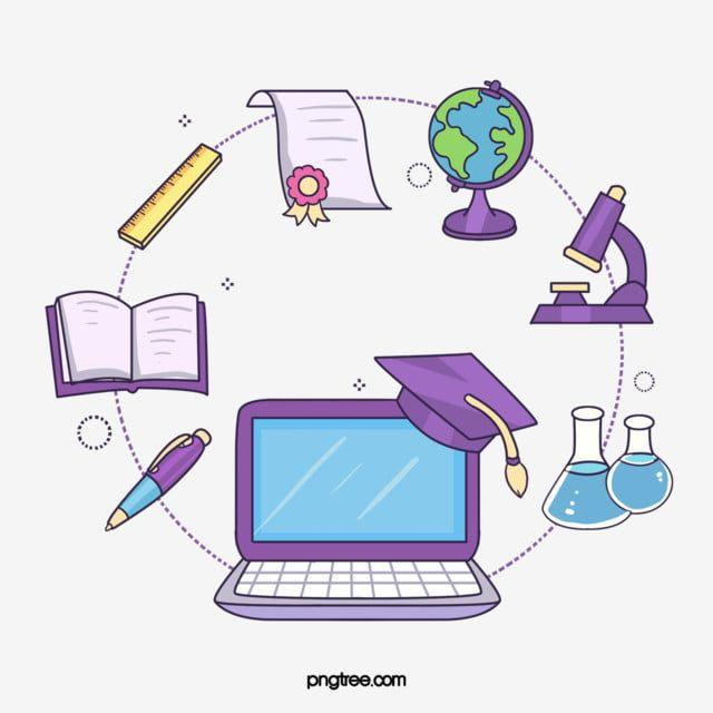온라인 교육 선형 교육 정보 화학 클립 아트 컴퓨터 온라인 교육무료 다운로드를위한 Png 및 Psd 파일 Education Poster Design Education Logo Design Online Teaching