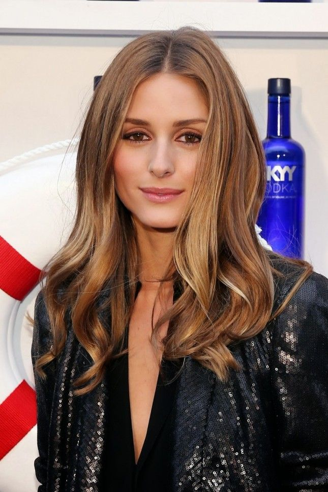 highlights soft color | ... soft waves and curls, creamy toffee hair color will roll right along
