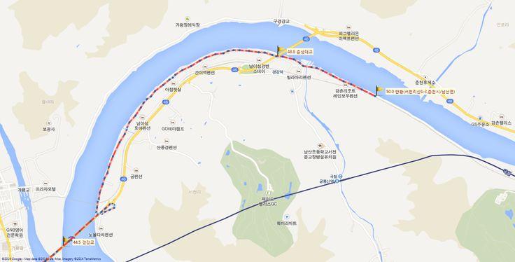 북한강울트라마라톤대회 상세지도-12