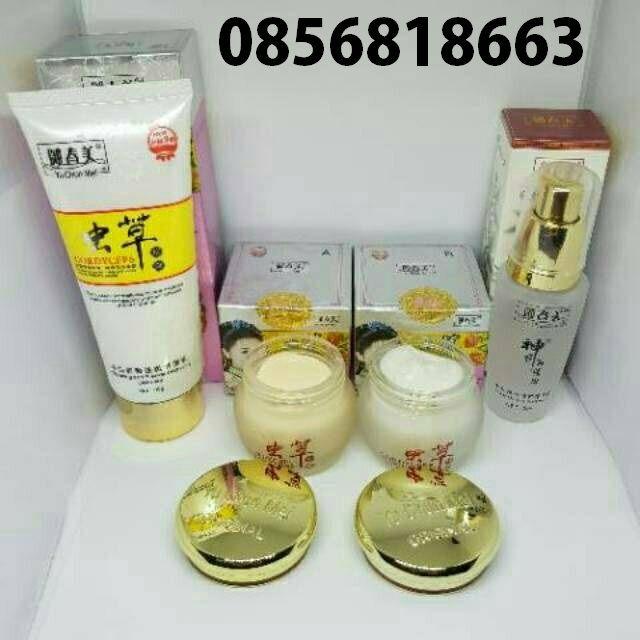 Manfaat Cream Yu Chun Mei Cordyceps Original Murah Jge Cleanser Krim Facial