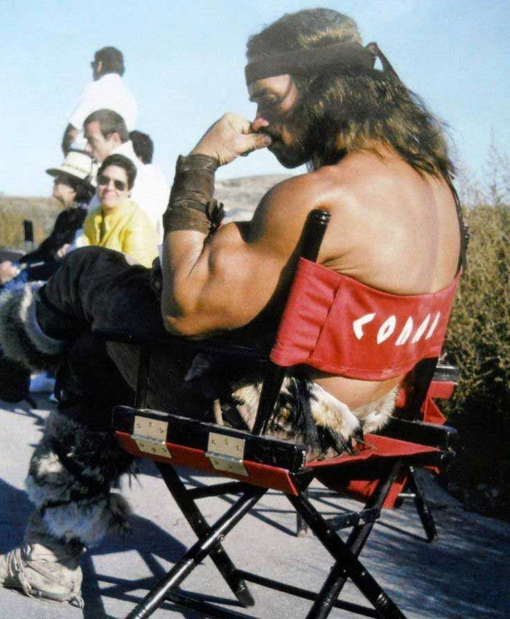 Arnold Schwarzenegger | Rare, weird & awesome celebrity photos
