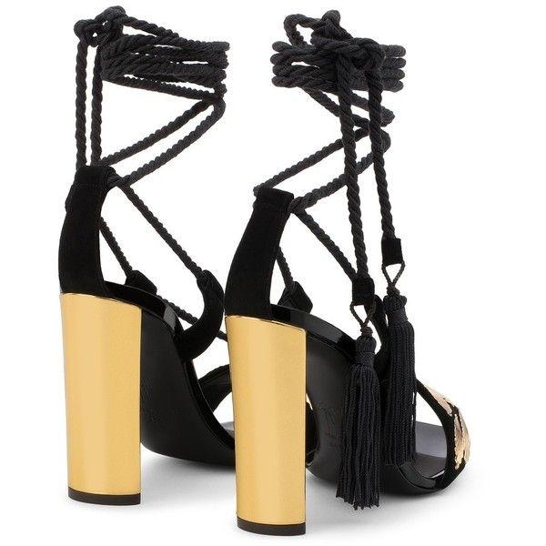 02a32bfa24e Giuseppe Zanotti Danielle ( 648) ❤ liked on Polyvore featuring shoes