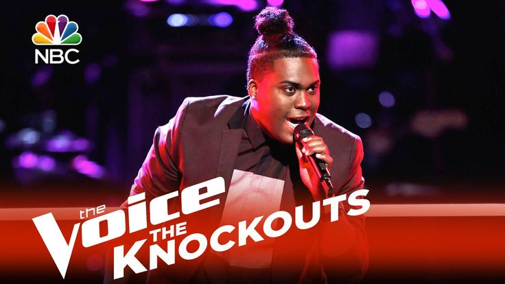 """The Voice 2015 Knockouts - Rob Taylor: """"Love and Happiness"""""""