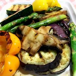 Eggplant Mixed Grill Recipe on Yummly