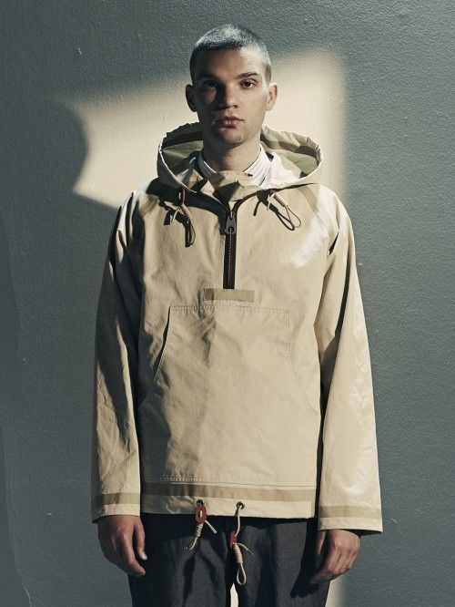 Short Taped Smock By Nigel Cabourn Style Council