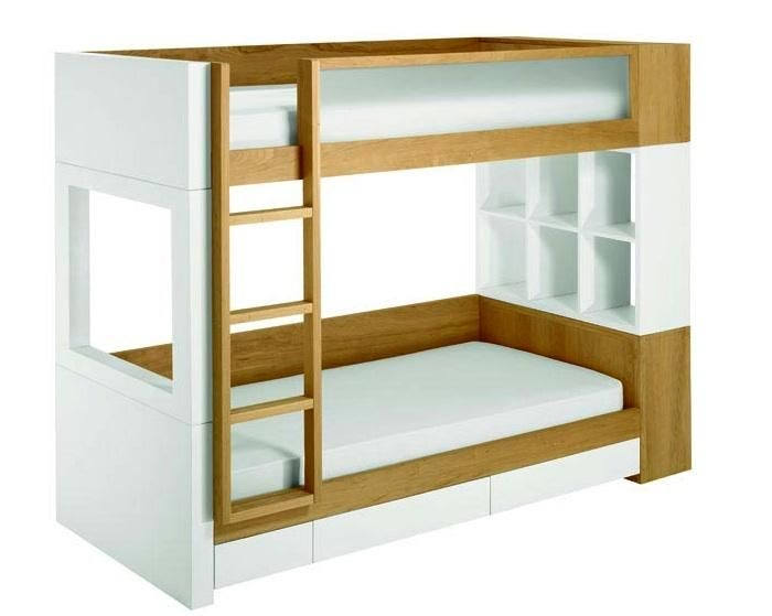 10 Easy Pieces Bunk Beds For Kids Rooms Remodelista Diy Bunk Bed Modern Kids Beds Modern Bunk Beds