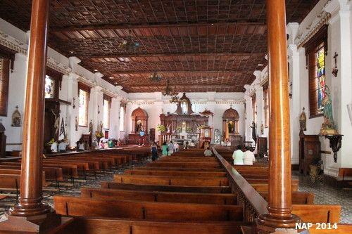 #Conoce la #Arquitectura en Bóveda que tiene la #Basilica menor de #Salamina  #turismo #turismoreligioso