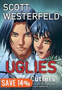 Uglies: Cutters (graphic Novel) Book by Scott Westerfeld | Trade Paperback | chapters.indigo.ca