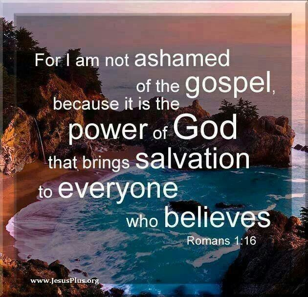 Quotes About The Power Of God: Salvation Quotes. QuotesGram