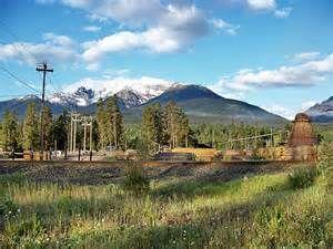 Tete Jaune Cache - British Columbia, Canada
