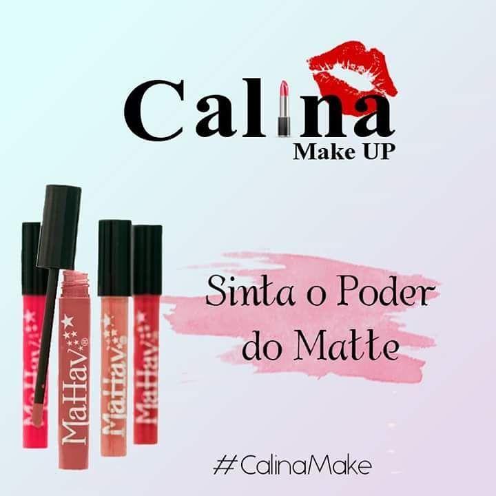 ��Calina Make Up��  Invista no seu futuro. Seja já uma revendedora Calina Make UP ☎(61) 3034.6374 ��(61) 998107800  Sinta o poder do Matte.  #Calina #CalinaMakeUp #oportunidade #qualidade #lucro #revenda #revendedoras #DF #GO #DistritoFederal #Brasília #feminino #garantia #atendimento #renda #independência #Batom #Batons #maquiagem #kit #invista #base #corretivo #mascara #calinamake http://ameritrustshield.com/ipost/1550941852759317209/?code=BWGDWXZAVrZ