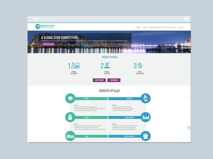 H2AC Website | Varró Joanna Design | Website | Web Design | Graphic Design…