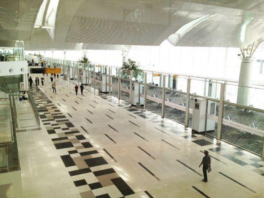 Kuala Namu Airport Medan: Gateway City to North Sumatra (Photo by Chairul Rizki for Jakarta Post Travel)