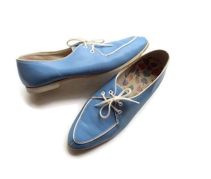 Zapatos de bolos Vintage nike