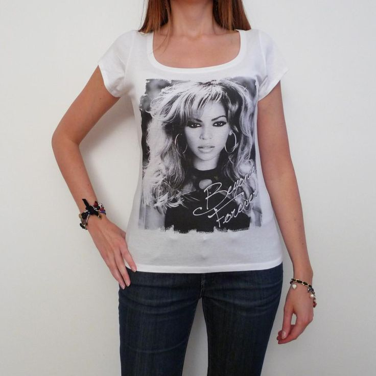 Beyonce t-shirt Short-Sleeve Top celebrity