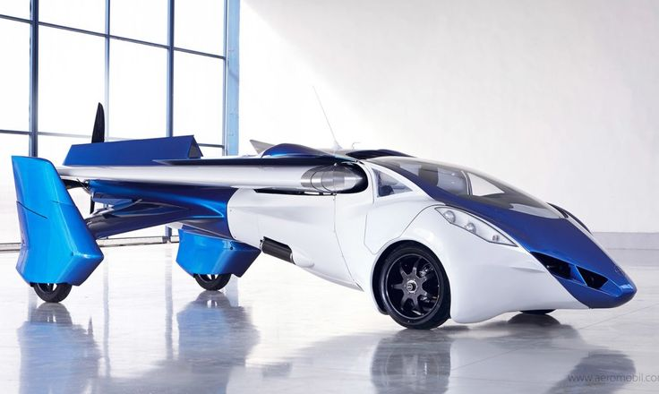 A new prototype of the AeroMobil 3.0 is being displayed in Brussels throughout July as part of a Slovak visual presentation to the Council of the EU.
