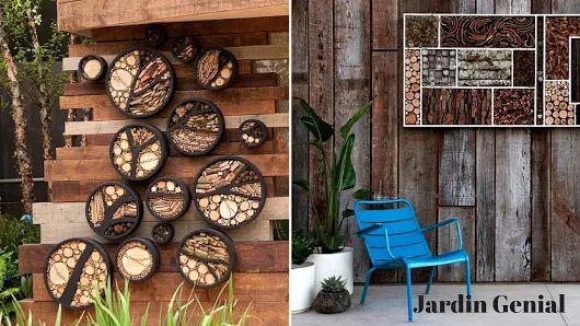 Эффектный декор сада #JardinGenial #ландшафтный_дизайн  #Озеленение #Освещение #Полив #Постройки_на_участке