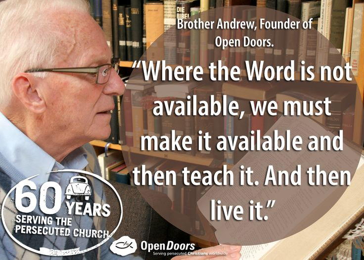 We Are Hiring Quotes: 17 Best Images About Brother Andrew Quotes On Pinterest