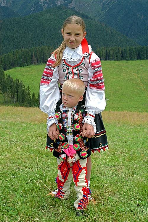 Ždiarske deti. Slovenko.