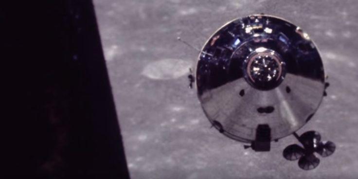 Les astronautes d'Apollo 10 ont entendu une musique étrange derrière la lune en 1969