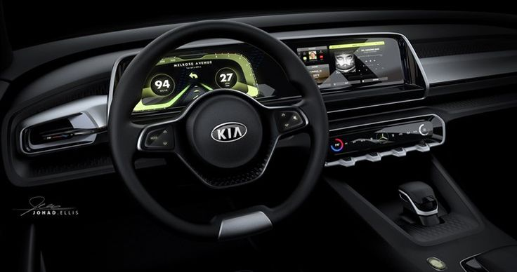 Pushing the boundaries of technology and luxury -> http://ow.ly/WOfnP #conceptcars #Kia
