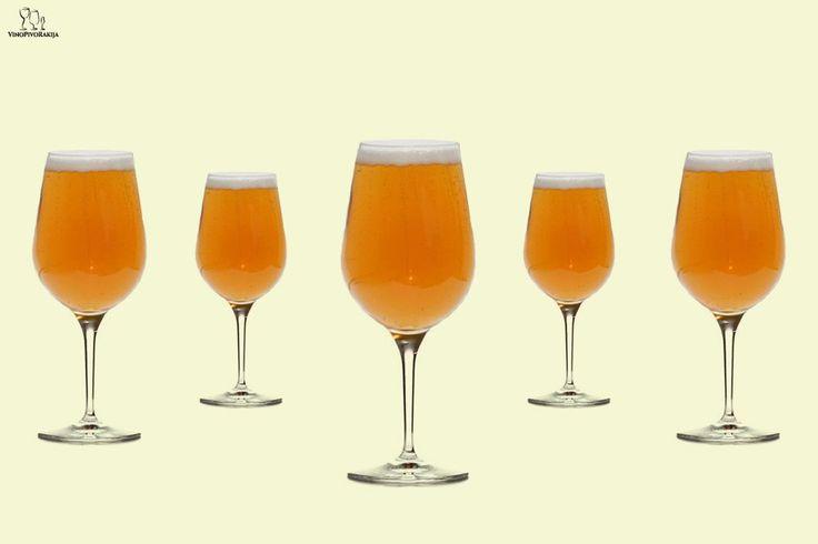 Pivska čaša - Vinska