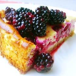 Very Berry Cheesecake - Allrecipes.com