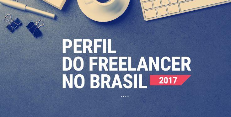 Infográfico: pesquisa sobre o perfil do freelancer no Brasil 2017