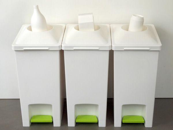 Reciclaje: así no hay equivocación de en que cubo va cada uno de los residuos