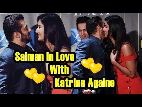 Salman Khan kISSES & Sings Birthday Song For Katrina Kaif At IIFA 2017 New York  Duration: 0:17.
