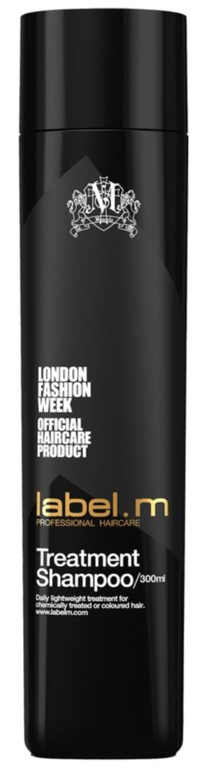 label.m #cleanse collection treatment shampoo for hair that is in need of #treatment