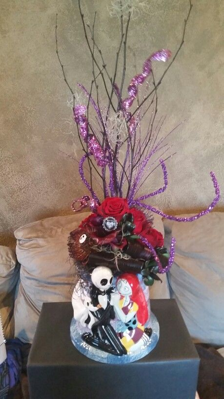 30 best nightmare before christmas wedding images on Pinterest ...