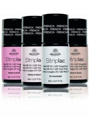 Striplac French UV Nail Polishes