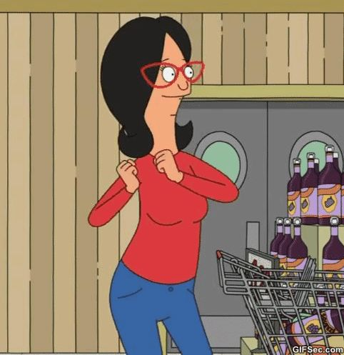 And basically every moment she exists: | Community Post: 16 Times Linda Belcher Understood You Almost Too Well