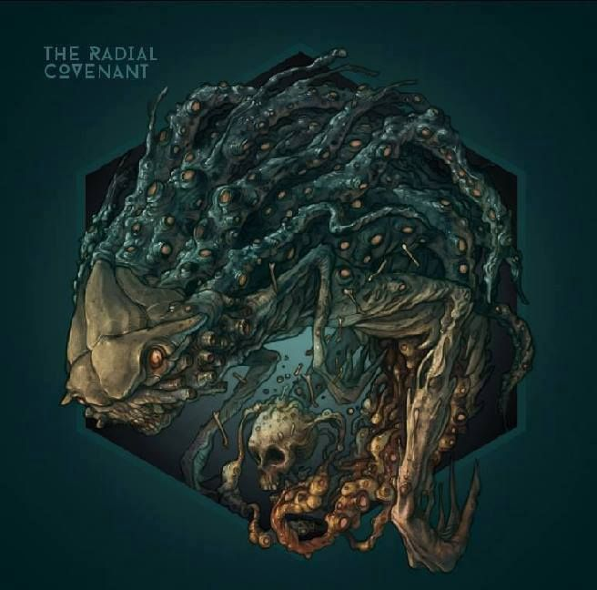 <br />Hannes Grossmann - The Radial Covenant