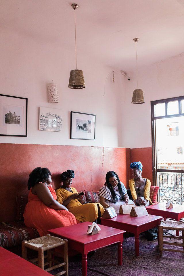 Marrakech Souk old Medina   Marrakesh photographer   Marrakech photographer   Cafe Des Epices,