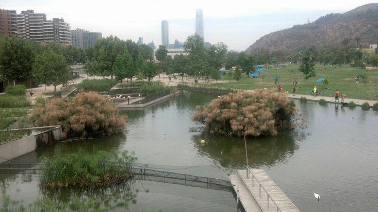 Parque bicentenario, vitacura