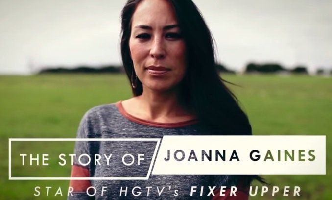Joanna Gaines Shares Her Testimony. And Now I Know Why She's SO Beautiful.
