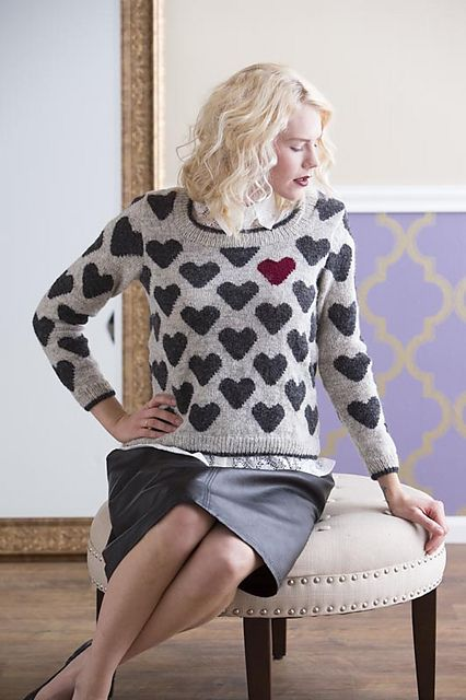 Ravelry: Montmartre Pullover pattern by Alex Capshaw-Taylor